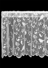 Heritage Lace Bristol Garden Collection - Curtains, Runners, Doilies 2 colors - Olde Church Emporium