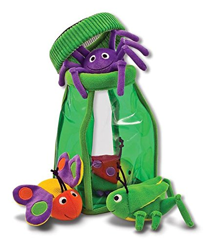 Melissa & Doug - Deluxe Bug Jug Fill and Spill Soft Baby Toy [Home Decor]- Olde Church Emporium