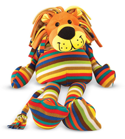 Melissa & Doug - Beeposh Collection Elvis Stuffed Lion Large Size Other Sizes Available