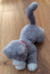 Gund Friskees Soft Cuddly Plush Cat 8 Inches 3 Colors - Olde Church Emporium
