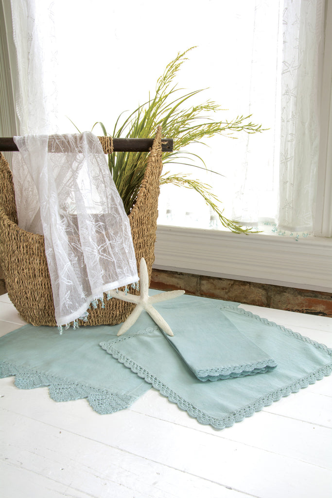 Heritage Lace Newport Collection - Runners, Doilies, Tea Towels, etc