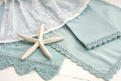 Heritage Lace Newport Collection - Runners, Doilies, Tea Towels, etc [Home Decor]- Olde Church Emporium