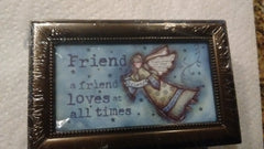Friend Decorative Music Box Mothers Day Gift  Christmas, Birthday, Anniversary
