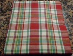 Park Designs - Red Delicious Tie Up Lined Valances 52 x 33 Inches