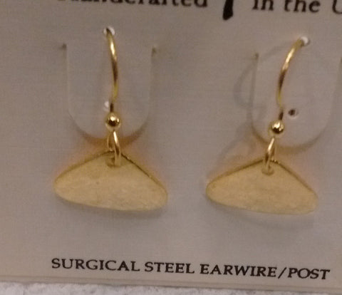 Silver Forest Hand Crafted Earrings Made in USA Item NE-0225