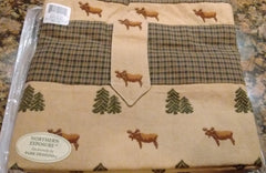 Park Designs - Northern Exposure Tab Cut Out Valance
