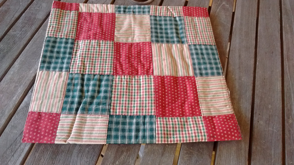 Park Designs - Christmas Quilt Runners 2 Sizes 13 x 36 or 54 Inches Free Shipping