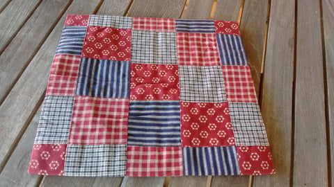Park Designs -Patriot's Quilt Runners 2 Sizes 13 x 36 or 54 Inches Free Shipping