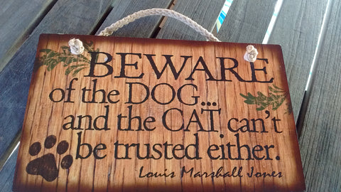 Wooden Sign Humor, Proverbs, Louis Marshall Jones Made in USA Free Shipping