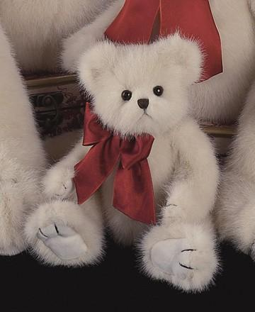 Bearington - Lil Rascal Plush Valentines Bear 10 Inches - Olde Church Emporium