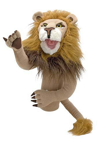 Lion Puppet - Rory 3+ YEARS [Home Decor]- Olde Church Emporium