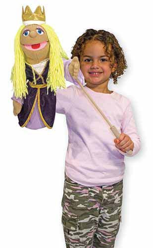Princess Puppet 3+ YEARS [Home Decor]- Olde Church Emporium