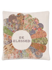 Heritage Lace - Quilted Wisdom Collection - Pillows in Oyster Color - Olde Church Emporium