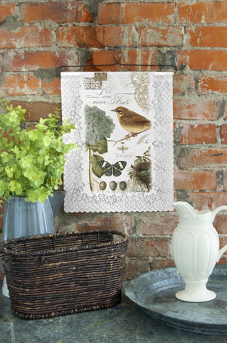 Heritage Lace - Wall Decor Collection - Inspirational, Home and Family Themes