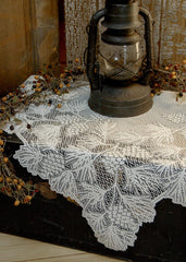Heritage Lace Woodland Table Topper