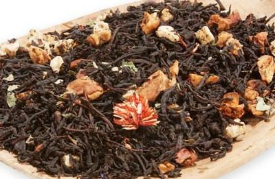 Apple Tea - Loose Apple Flavored Black Tea