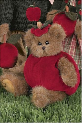 "Bearington - Fall Halloween Bear ""Apple Dumpling"" - 10 Inches and Retired"