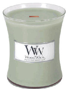 WoodWick Candle -Applewood - 2 sizes