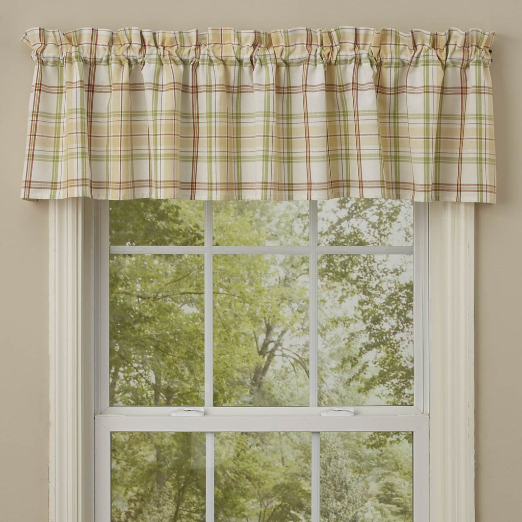 Park Design Unlined Valance Arbor 72 X 14 Inches