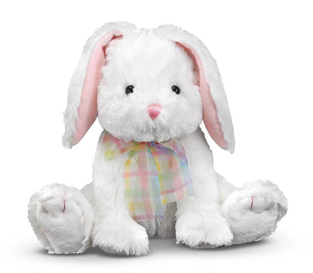 Melissa & Doug - Blossom Bunny Rabbit Stuffed Animal [Home Decor]- Olde Church Emporium