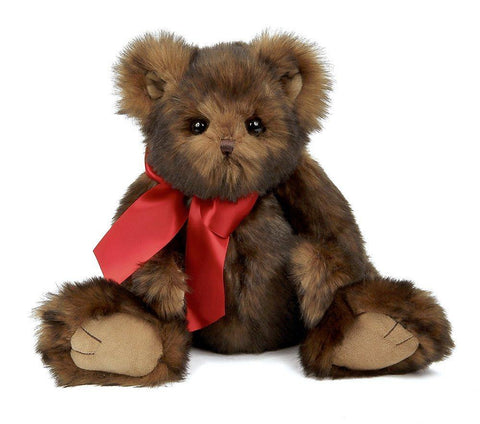 Bearington - Baby Heartford Teddy Bear Stuffed Animal Toy 11 Inches