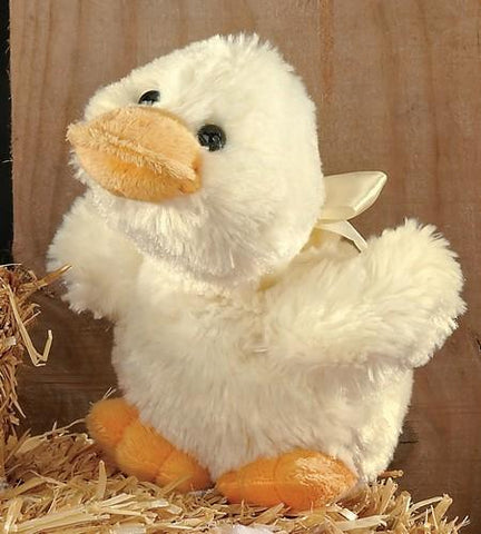 Bearington Baby Chuck Plush Duck