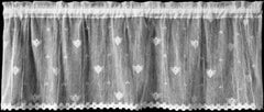 Heritage Lace -Bee Curtain Collection - With Trim or Without Trim [Home Decor]- Olde Church Emporium