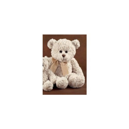 "Bearington - Giant White Bear ""Big Huggles ""  30 Inches - Olde Church Emporium"