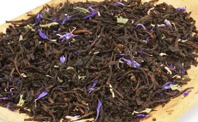 Blueberry Tea - Loose Blueberry Flavored Black Tea - Olde Church Emporium