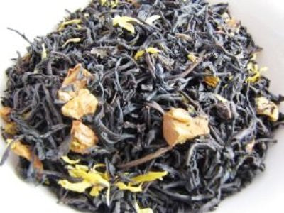 Brandied Apple Loose Tea Delightful flavored black Tea