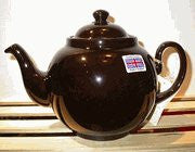 Brown Betty Teapots - 2cup, 4cup, 6cup, 8cup - Olde Church Emporium