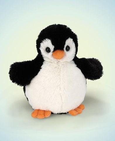 Bearington - Stout Sprouts with Sound - Wobbles the Penguin 6 Inches and Retired