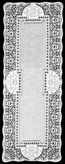 Heritage Lace Canterbury Classic Collection - Runners and Tablecloths Made in USA - Olde Church Emporium