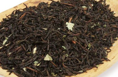 Chocolate Mint Tea - Loose Chocolate Mint Flavored Black Tea [Home Decor]- Olde Church Emporium