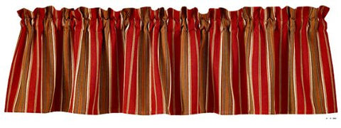 Park Designs - Cinnabar Valance 72 x 14 Inches