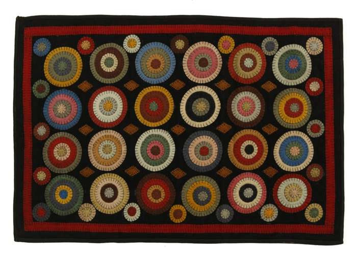 Coin - Penny Rug [Home Decor]- Olde Church Emporium