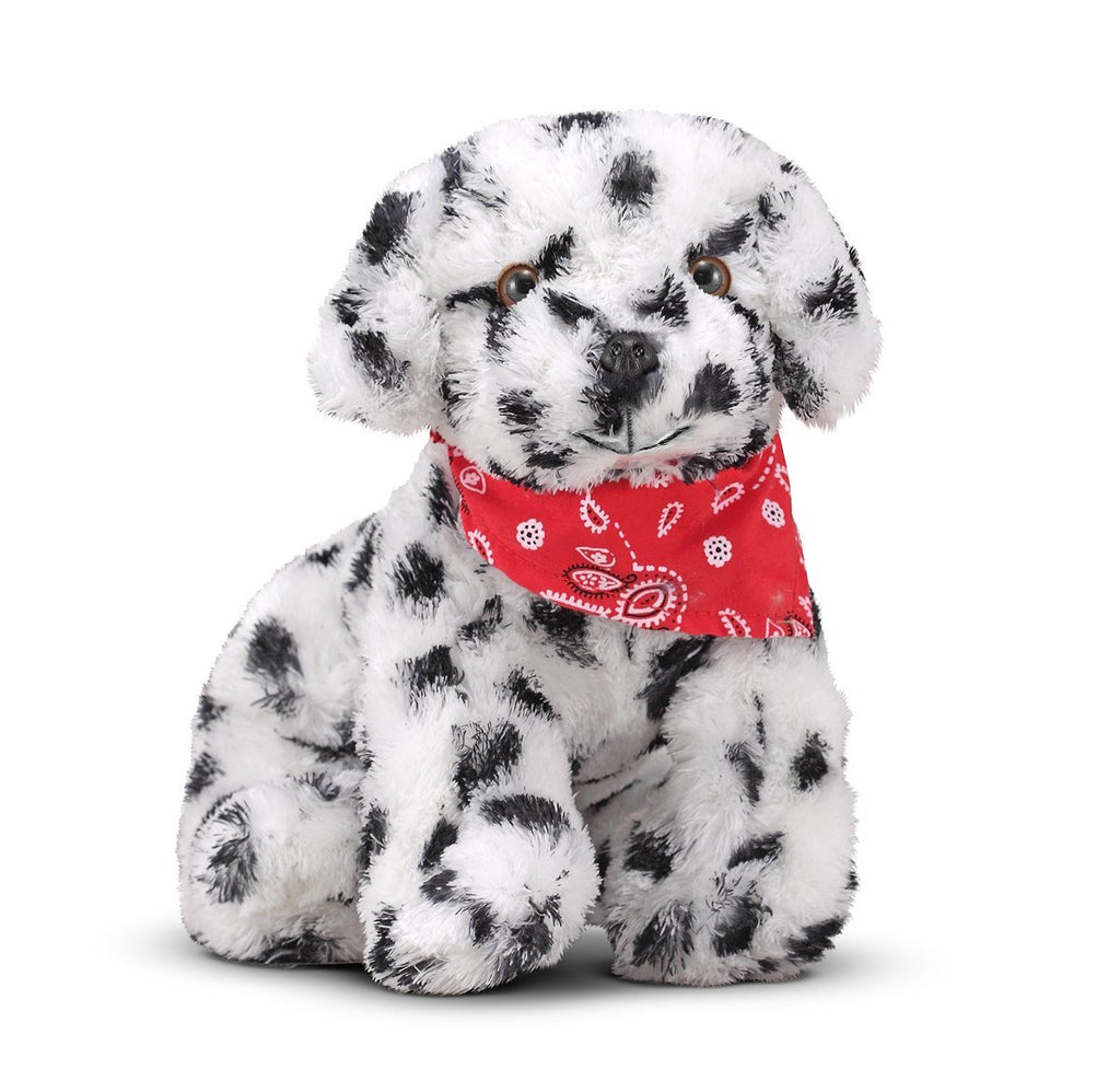 Melissa & Doug - Stuffed Dalmatian Puppy Dog Soft and Cuddly [Home Decor]- Olde Church Emporium
