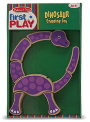 Melissa & Doug Dinosaur Grasping Toy for Baby - Olde Church Emporium