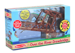 Melissa & Doug Over the River Drawbridge - Olde Church Emporium