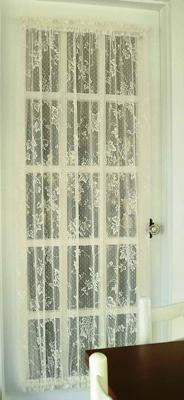 Heritage Lace - English Ivy Collection - Various Curtain Sizes in White and Ecru