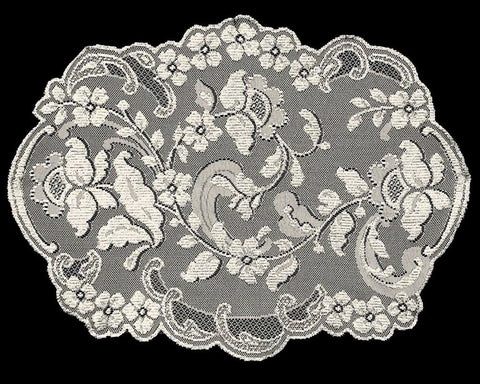 Heritage Lace Elizabeth Collection - Placemats, Doilies, Runners, Table Toppers - Made in USA