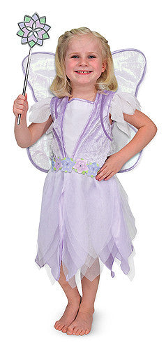 Melissa and Doug Fairy Role Play Costume Set 3 to 6 years old [Home Decor]- Olde Church Emporium
