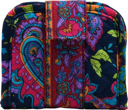 92de2c811 Stephanie Dawn Handbags Quilted Pocket Wallet and Cosmetic Case - French  Quarter Design Made in USA