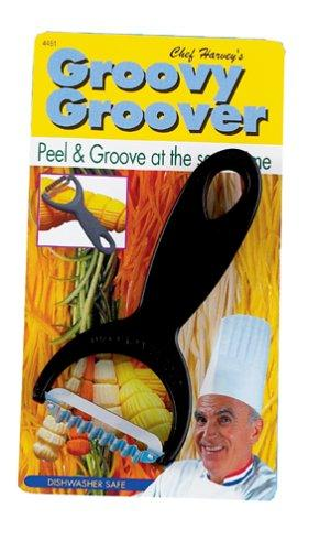 Chef Harvey's Groovy Groover - Fruit & Vegetable Decorator