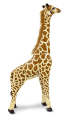 Melissa & Doug - Giant Giraffe Lifelike Stuffed Animal (over 4 feet tall) - Olde Church Emporium