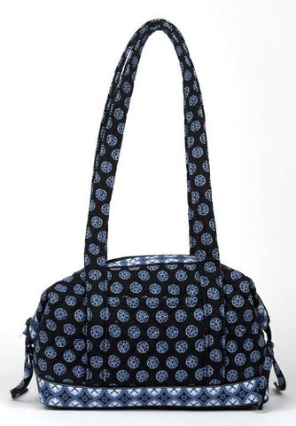 Stephanie Dawn - Harbor Blue Bag Collection 6 Styles Quilted Handbags Made In USA