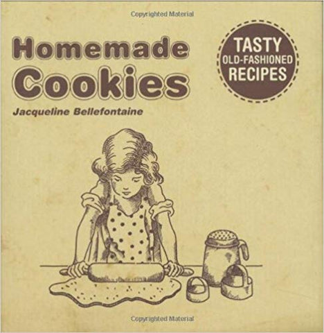 Home-Made Cookies by Jacqui Bellefontaine (Author) New Hardcover – October 1, 2004 Free Shipping