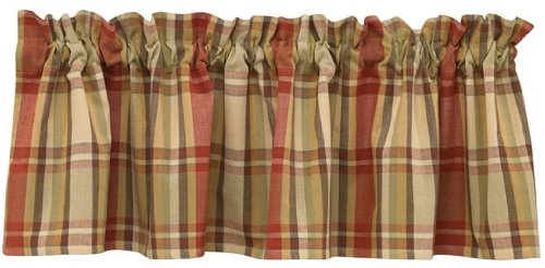Park Designs - Heartfelt Valance 72 x 14 Inches [Home Decor]- Olde Church Emporium