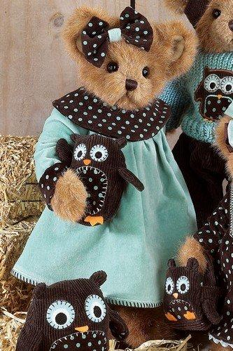 Bearington Bears - Heather & Hooter 14 Inches and Retired