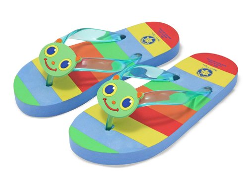 Melissa and Doug - Sunny Patch Happy Giddy Flip-Flops 6-7 Kids Various Styles and Sizes Available [Home Decor]- Olde Church Emporium